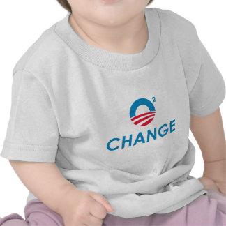 Cambio 2 camisetas