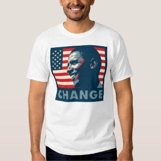 CAMBIO de Barack Obama Polera