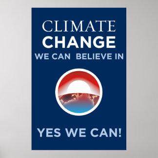 Cambio de clima de la Anti-Protesta - poster de la