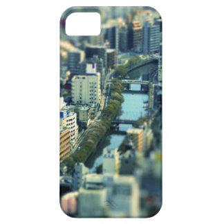 Cambio de la inclinación de Tokio iPhone 5 Carcasa