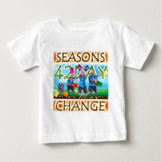 Cambio de las estaciones camisas