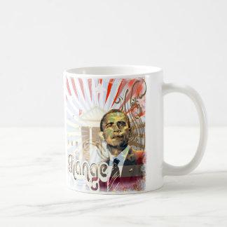 Cambio de Obama - Taza Clásica