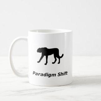 Cambio del paradigma del guepardo taza clásica