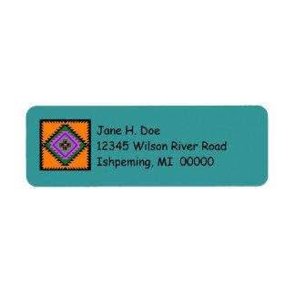 Cambio Info del EZ2 de las etiquetas de direcció