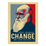 Cambio muy gradual: Poster del promo