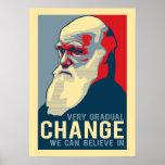 Cambio muy gradual que podemos creer adentro impresiones