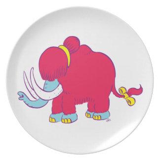 ¡Cambios de imagen del mamut lanoso! (Xandria) Platos
