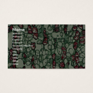 Cambium Cells Business Card