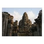 cambo de Angkor Thom Tarjetón