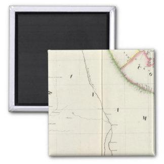 Cambodia 105 2 inch square magnet