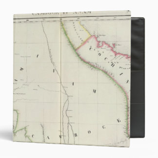 Cambodia 105 binder
