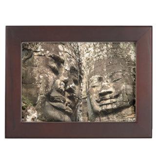 Cambodia, Angkor Wat. Angkor Thom, Bayon Memory Box