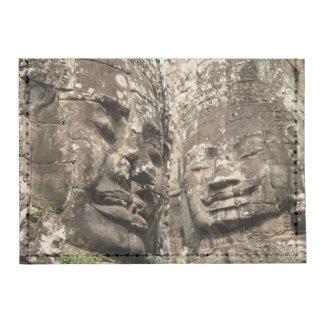 Cambodia, Angkor Wat. Angkor Thom, Bayon Tyvek® Card Case Wallet