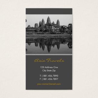 Cambodia   Angkor Wat Photo Custom Profile Card