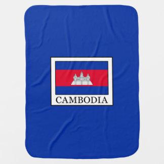 Cambodia Baby Blanket