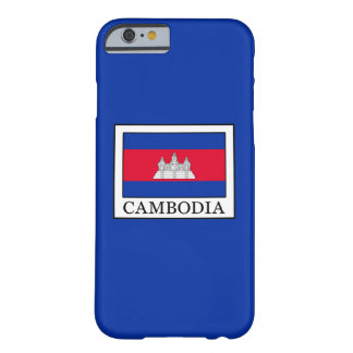 Cambodia Barely There iPhone 6 Case