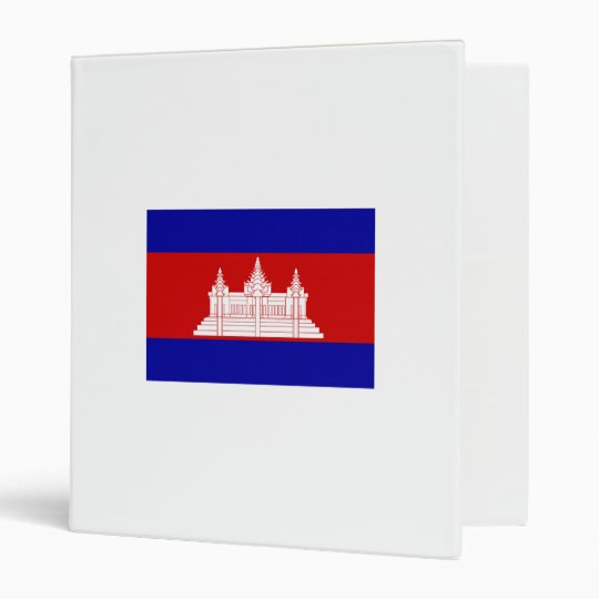 Cambodia Binder