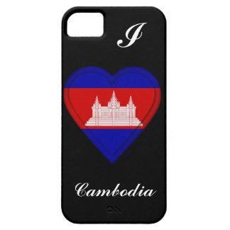 Cambodia Cambodian flag iPhone 5 Case