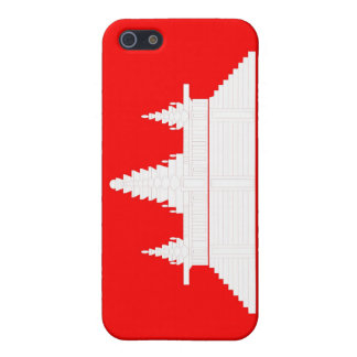 cambodia country flag case cases for iPhone 5