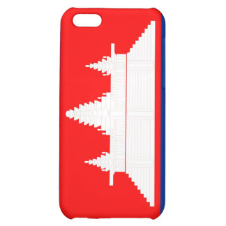 cambodia country flag case iPhone 5C cover