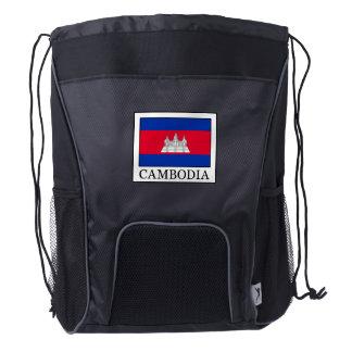 Cambodia Drawstring Backpack