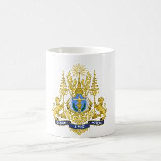 cambodia emblem coffee mug