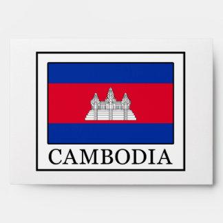 Cambodia Envelope