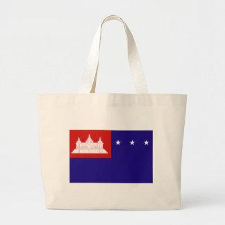 Cambodia Flag Bag