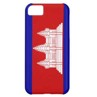 Cambodia Flag; Cambodian Case For iPhone 5C
