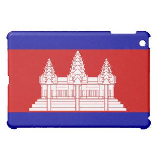Cambodia Flag; Cambodian iPad Mini Cases