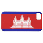 Cambodia Flag; Cambodian iPhone 5 Covers