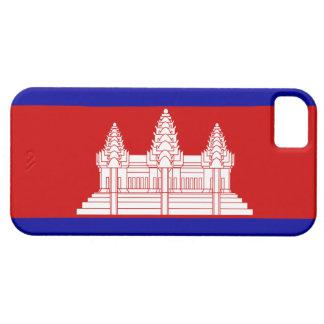 Cambodia Flag; Cambodian iPhone SE/5/5s Case
