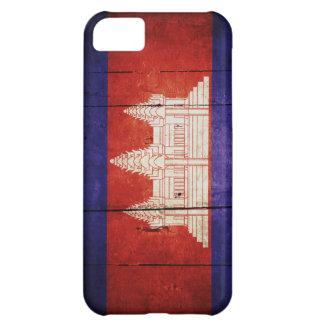 Cambodia Flag; Cambodian; Khmer iPhone 5C Cases