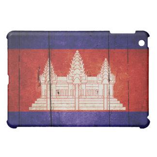 Cambodia Flag; Cambodian; Khmer iPad Mini Case