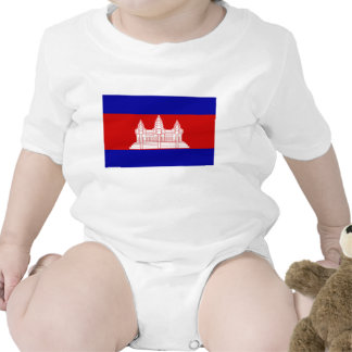 Cambodia Flag; Cambodian T-shirt
