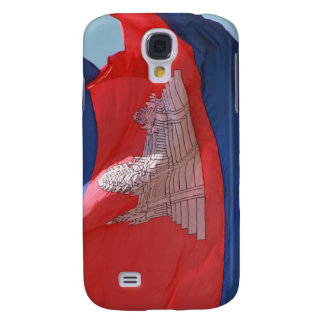 cambodia flag samsung galaxy s4 covers