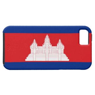 Cambodia Flag iPhone 5 Cover