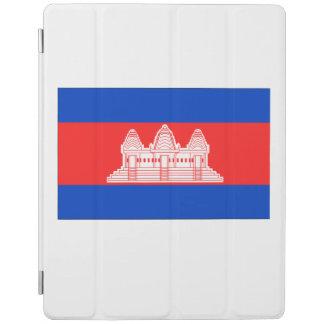 Cambodia Flag iPad Cover