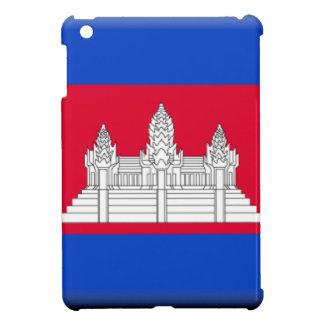 Cambodia Flag Cover For The iPad Mini