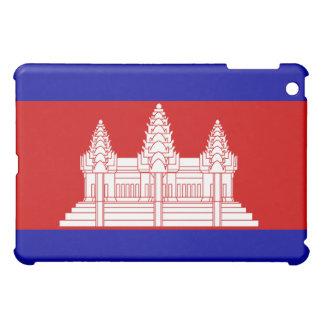 Cambodia Flag Case For The iPad Mini