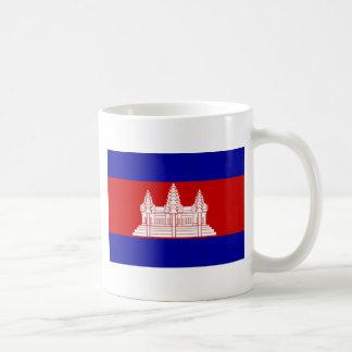Cambodia Flag KH Mug