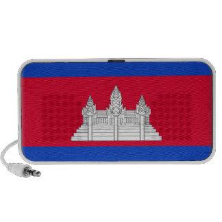 Cambodia Flag Mini Speaker