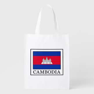 Cambodia Grocery Bag