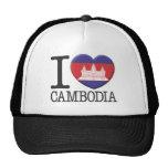 Cambodia Hat