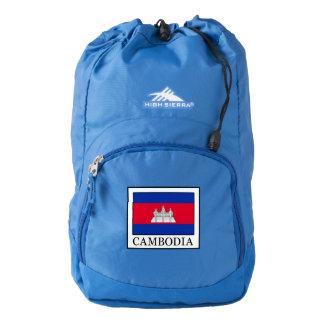 Cambodia High Sierra Backpack