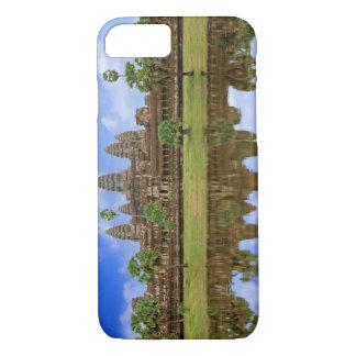 Cambodia, Kampuchea, Angkor Wat temple. iPhone 7 Case