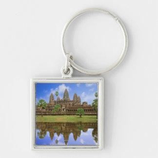 Cambodia, Kampuchea, Angkor Wat temple. Keychain
