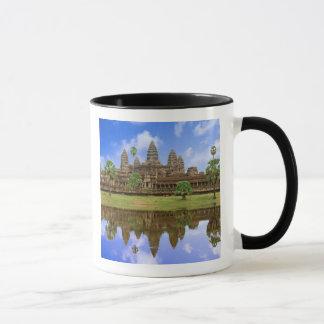 Cambodia, Kampuchea, Angkor Wat temple. Mug