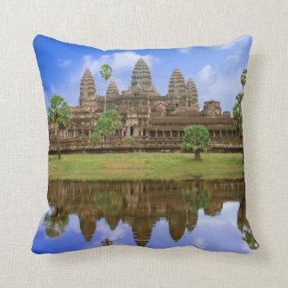 Cambodia, Kampuchea, Angkor Wat temple Pillow