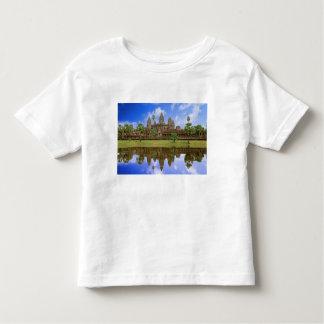 Cambodia, Kampuchea, Angkor Wat temple. Toddler T-shirt